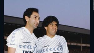"""Ardiles: """"Diego fue una persona excepcional"""""""