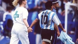 5 momentos dolorosos en la carrera de Diego Maradona