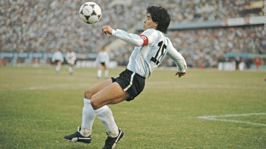 Varsky: No estábamos preparado para perder a Maradona