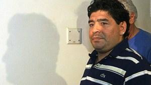 """Expresidente de Argentina tilda a Maradona de """"enfermo"""""""