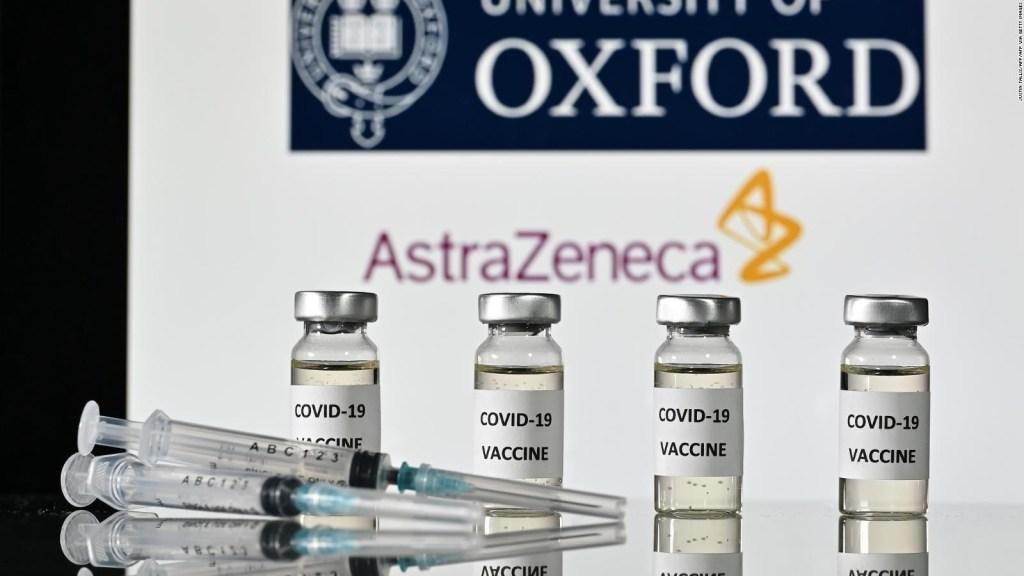 Experto habla de pedido para revisar vacuna AztraZeneca