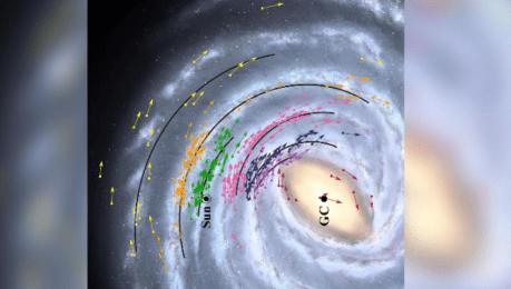 Nuevo mapa acorta distancia entre la Tierra y un agujero negro