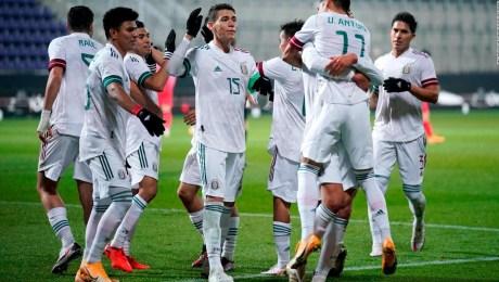 Selección mexicana llega al noveno lugar del Ranking FIFA
