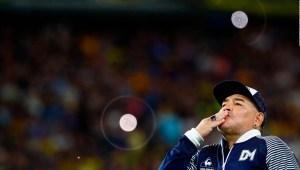 """Varsky sobre Maradona: """"Una parte mía se ha ido con él"""""""