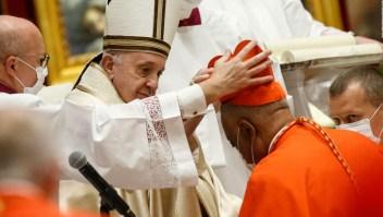Primer negro en ser designado cardenal en EE.UU.