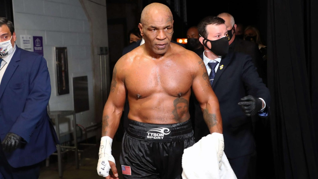 ¿Valió la pena ver el regreso de Mike Tyson?
