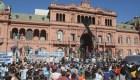 Quirós: el velorio de Maradona fue riesgo epidemiológico
