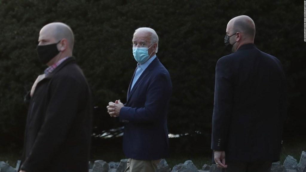 Biden recibe primer informe de inteligencia