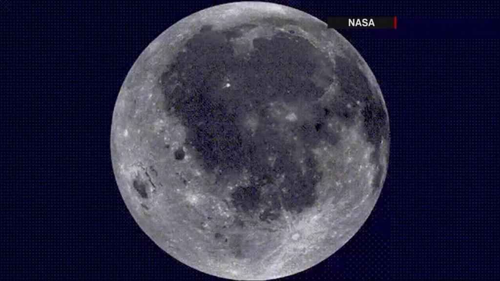¿En dónde se vivió el último eclipse lunar del año?