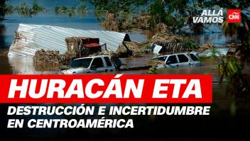 Go There - Huracán Eta Centroamérica