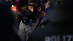 Alemania coronavirus covid protestas