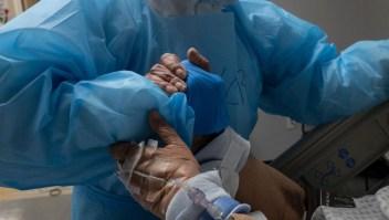 más de 100.000 casos de coronavirus en EE.UU. en un solo día