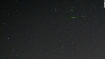 lluvia de meteoros leónidas