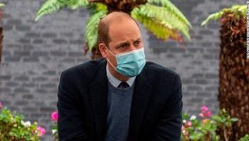 príncipe Guillermo coronavirus