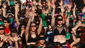 violencia contra la mujer protesta feminista chile