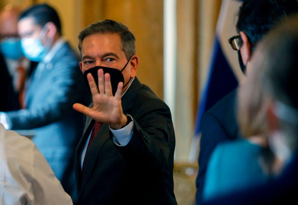 Presidente de Panamá Laurentino Cortizo aislamiento preventivo
