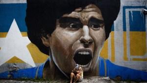 Maradona-ilustradores