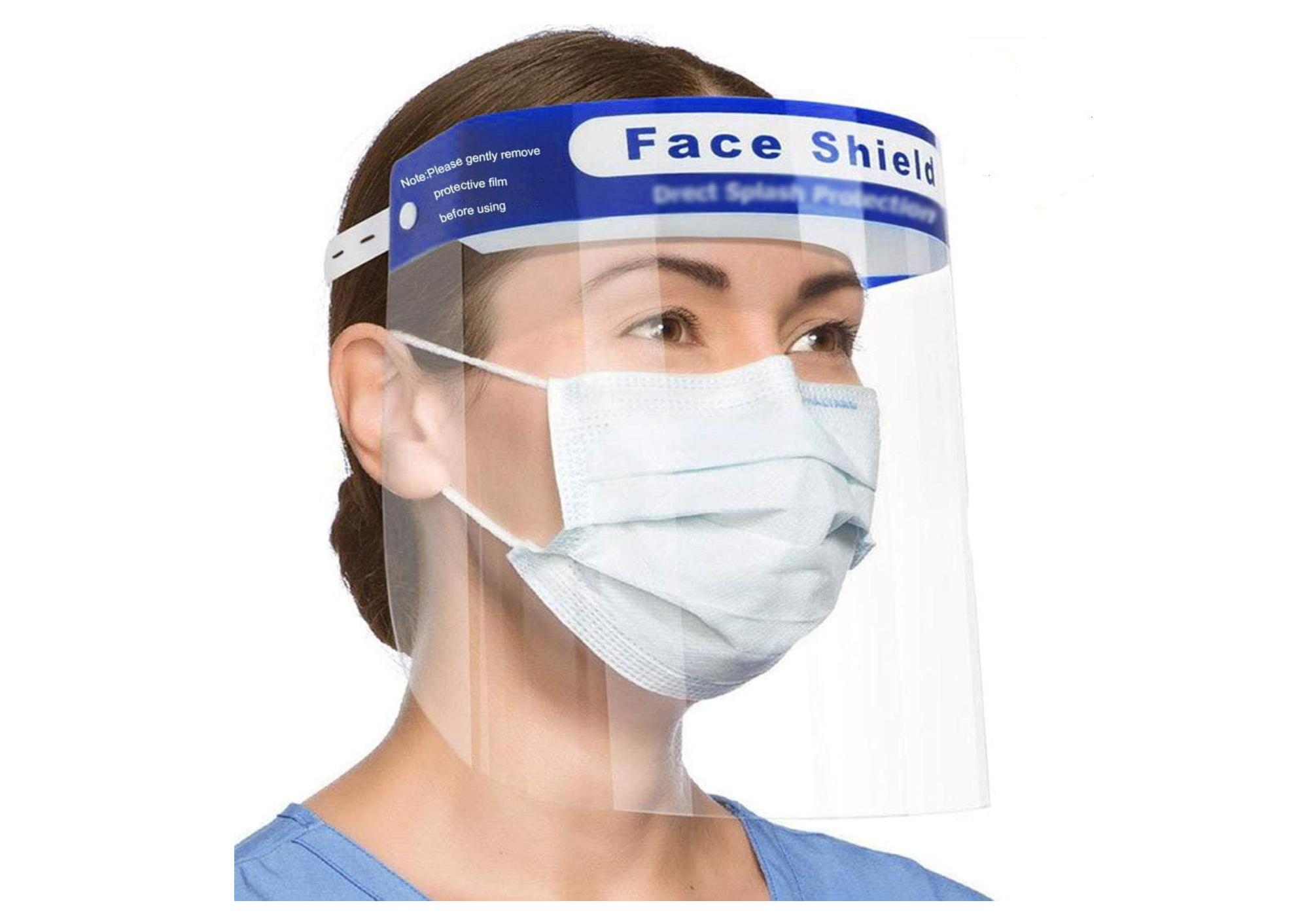 Escudo facial