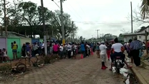 damnificados nicaragua