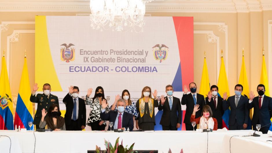Colombia Ecuador