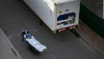 Estados Unidos informó más de 2.100 muertes por covid-19 en un solo día. Se proyecta que las cosas empeoren