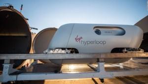 Virgin Hyperloop completa la primera prueba con pasajeros reales