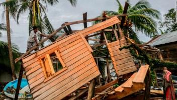 En Centroamérica, una tormenta devastadora y un futuro incierto
