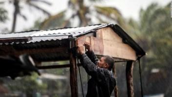 El huracán Eta se acerca a la categoría 5 y se espera que provoque daños catastróficos en Nicaragua