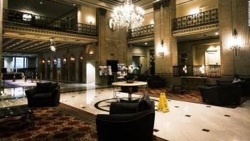 hoteles coronavirus