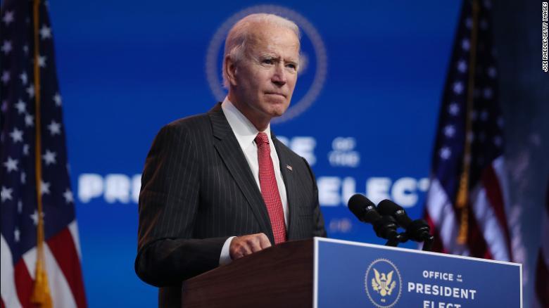 Pensilvania y Nevada certifican victoria de Joe Biden