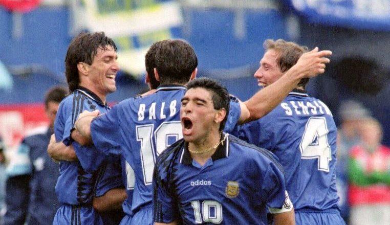 5 goles de Maradona que nunca se podrán olvidar