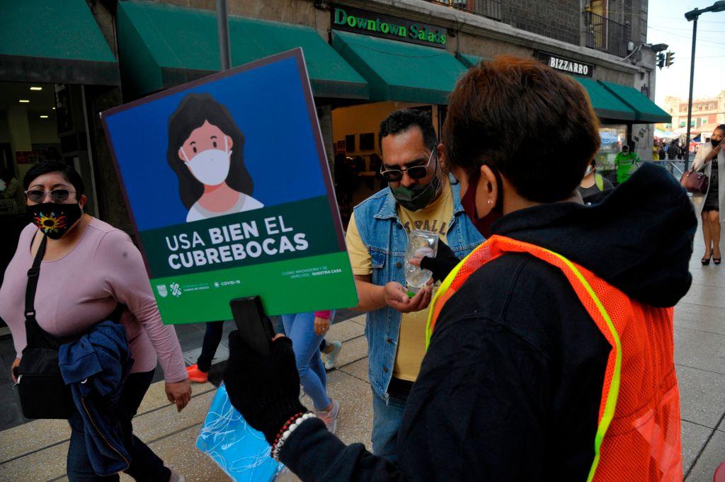 Uruguay variantes covid-19 Vacunación coronavirus México mexico-uruguay-coronavirus