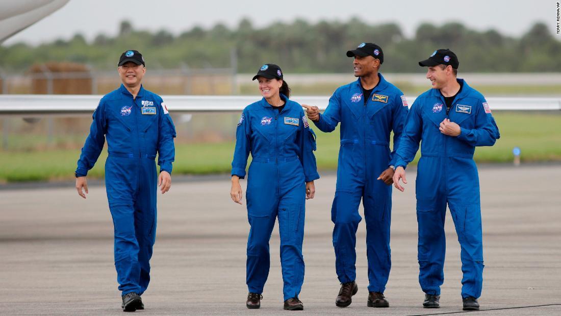 nasa-spacex-misión-resiliencia