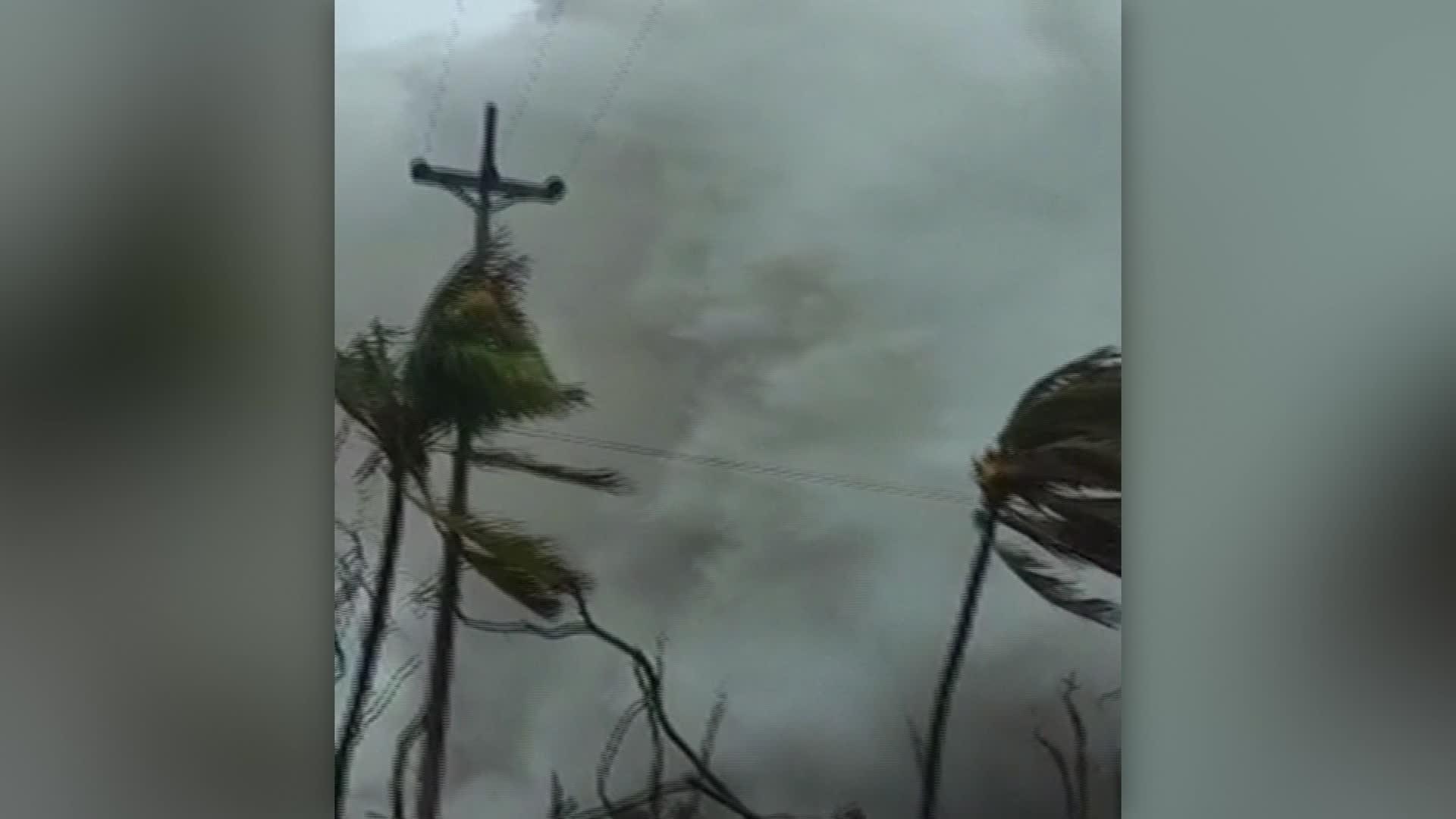 Huracán Iota: devastación en Providencia, daños en Nicaragua y alto riesgo en Honduras y Guatemala   CNN