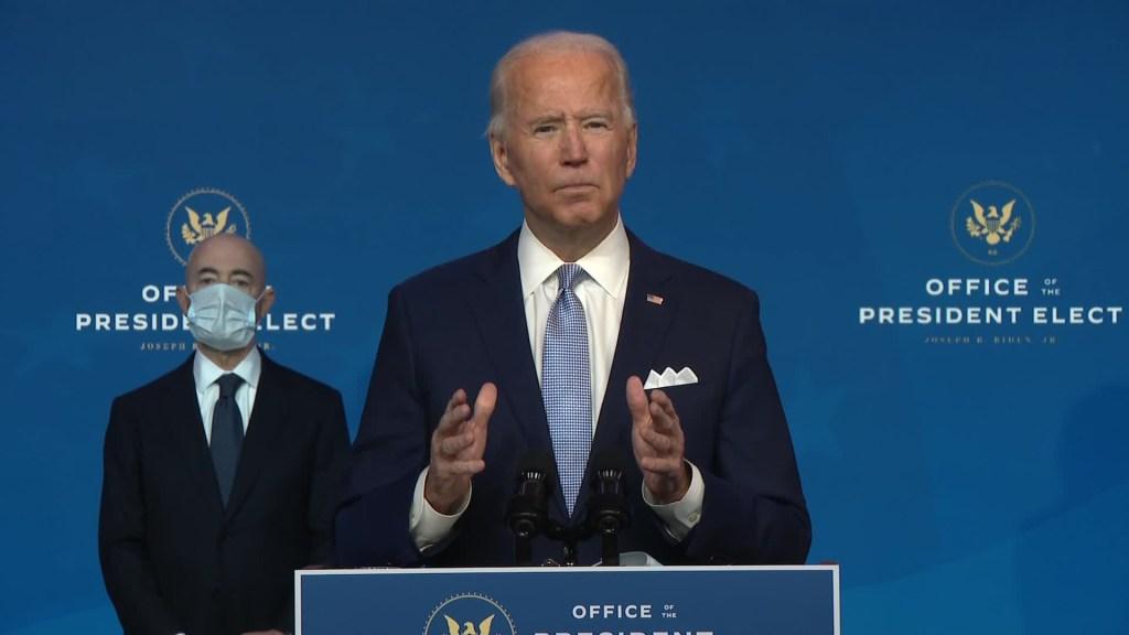 Joe Biden Gabinete