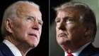 Biden y Trump buscan ganarse a los votantes en Pensilvania