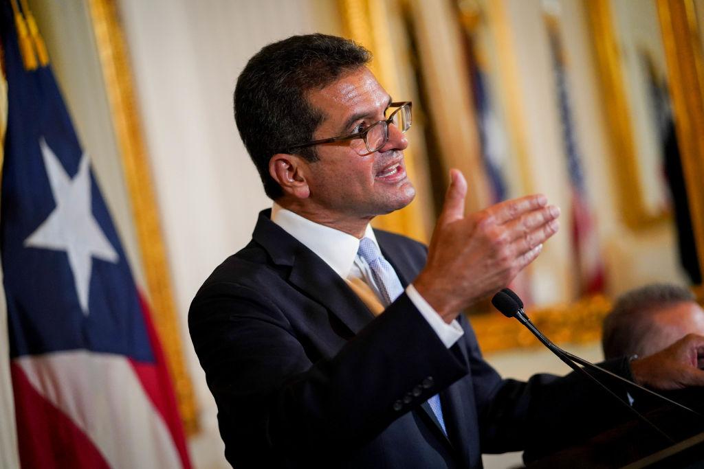 Pedro Pierluisi sería el gobernador electo de Puerto Rico