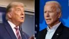 Trump no reconocería a Biden si gana las elecciones