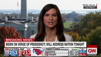 """El presidente Trump está """"enfado"""", """"frustrado"""" y """"viendo tele"""", según sus allegados"""