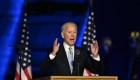 oe Biden: Seré un presidente que va a unificar, no a dividir