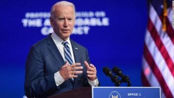 Biden comienza su trabajo de transición del poder