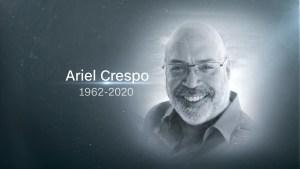 Falleció Ariel Crespo, jefe de la oficina de CNN en México