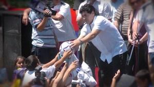 Varsky habla de sus mejores encuentros con Maradona