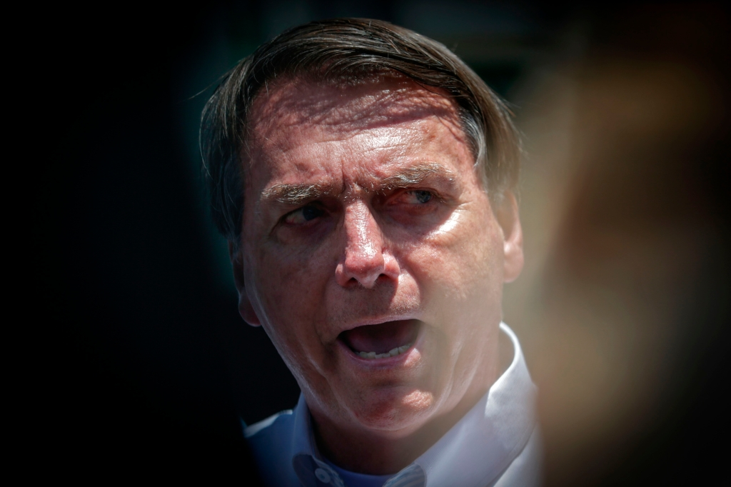 Bolsonaro denuncia fraude electoral en Brasil y EE.UU.