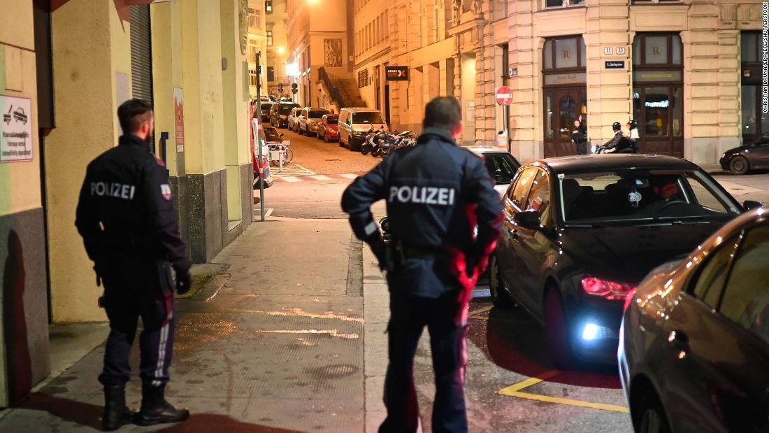 tiroteo-viena-austria-policía