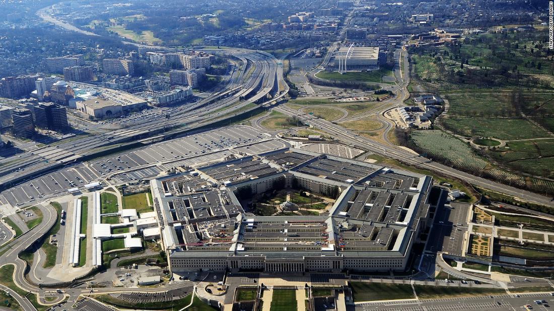 trump pentagono