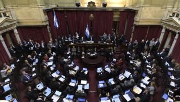 Argentina: Senado define si se legaliza o no el aborto