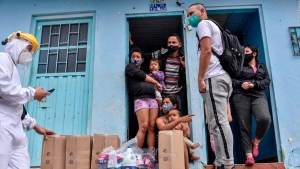 235 millones de personas necesitarán ayuda tras pandemia