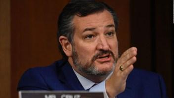 Trump le pide a Ted Cruz defender su teoría del fraude