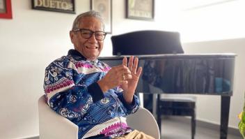 Latinoamérica despide a Manzanero, el icono de la balada